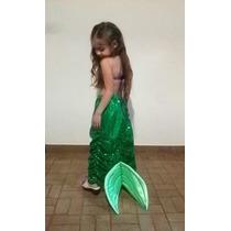 Disfraz Sirenita Ariel