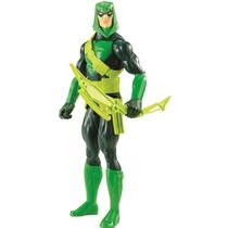 Boneco Arqueiro Verde - Dc Comics - Mattel