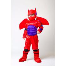 Disfraz Estilo Baymax Grandes Heroes Big Hero
