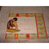 Antiguo Calendario De 1966