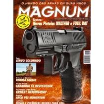 Revista Caça Magnum 123 - Walther E Fuzil Bat