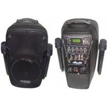 Bafles Gbr Pl-890 Activo/mp3/bluetooth/bateria