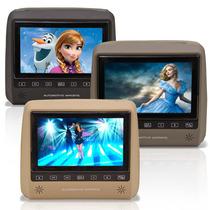 Dvd Player Encosto 7 Lcd Game Sd Touchscreen