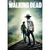 Box Set Dvd The Walking Dead Temporada 4 ( 2013 ) - Robert K