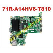Placa Mãe 71r-a14hv6-t810 Cce Chromo 335b Core I3 I5 I7