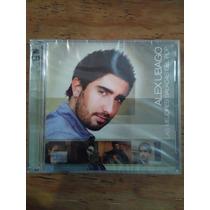 Alex Ubago Las Mejores Baladas Pop Cd+dvd