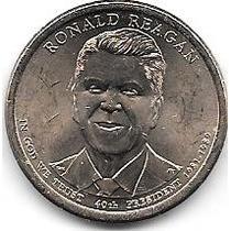 2 Monedas Estados Unidos Presidentes Año 2007 A 2016