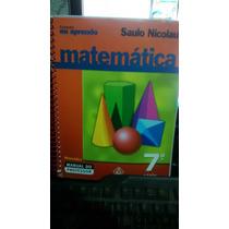 Coleção Eu Aprendo Matemática 7o Ano Professor