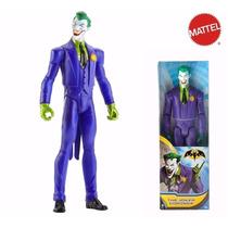 Boneco Coringa - Liga Da Justiça Mattel 30 Cm