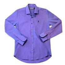 Camisa Sergio K - Roxo