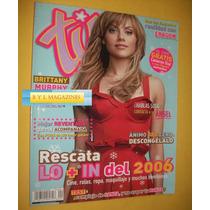 Britanny Murphy Ha Ash Revista Tu Chace Crawford Tiziano Fer