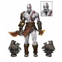 God Of War 3 Ultimate Kratos - Action Figure Neca