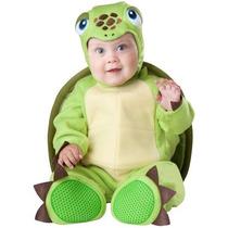 Disfraz Para Niño Traje Pequeña Tortuga Del Bebé Incharacte
