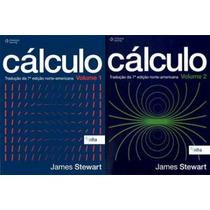 Ebook Pdf Cálculo Vol. 1 E 2 + Resolução 7ª Ed. Stewart