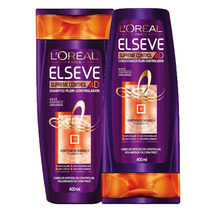 Elseve Supreme Control 4d Loréal Paris - Kit
