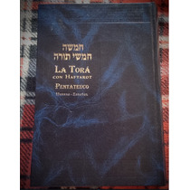 Torá (con Haftarot) Hebreo-español