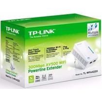 Tp-link Tl-wpa4220 Powerline Av500 300mbps -100% Original