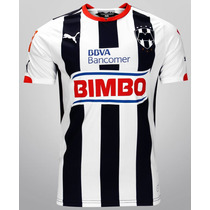 Jersey Puma Rayados Monterrey 2014 2015