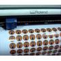 Stickers Calcomanías Etiquetas Adhesivas Full Color Cortadas