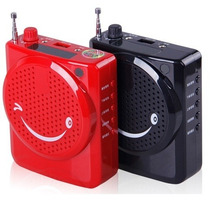 Corneta Megafono Altavoz Microfono Radio Usb Micro Sd Mp3