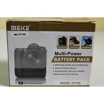 Grip Bateria Meike Punho Battery P/ Nikon D7100