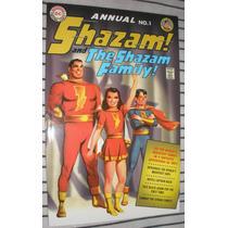 Gibi Shazam Marvel Super Heróis Histórias Antigas Americano
