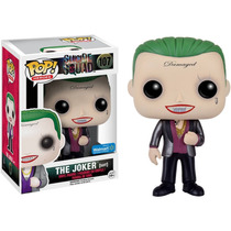 Funko Pop Joker Suit Suicide Squad Exclusivo Guason Dc