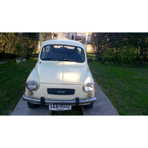 Fiat 600 S Año 80