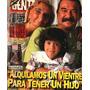 Rolando Hanglin Paula Siero Santiago Meson Gente 1992