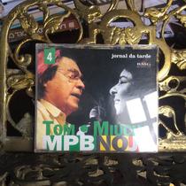 Cd - Tom & Miúcha - Mpb No Jt
