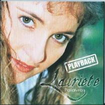 Playback Lauriete - Palavras [original]