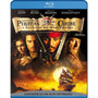 Blu-ray Piratas Do Caribe - A Maldição Do Pérola Negra