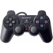 Controle Para Ps2 Original Sony Serie A 100% Original Nfe