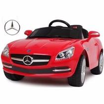 Auto A Bateria Mercedes Benz Sls Control Remoto Mp3 Luces