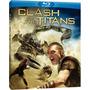 Furia De Titantes: Blu-ray Original/nuevo/sellado Amazing