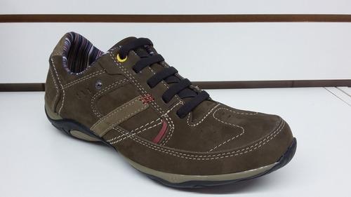 Zapato West Coast 119704,c/elastico, Nautico. Miramar, Bs As