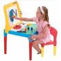 Mesinha Infantil Lousa Pequeno Artista C/acessórios Bell Toy