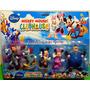 Mickey Mouse Y Sus Amigos - Set De 5 Muñecos