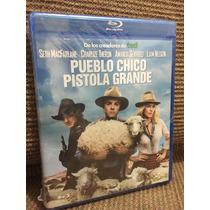 Pueblo Chico Pistola Grande Seth Macfarlane Charlize Theron