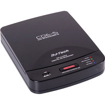 Dj Tech Encoder 5 Pasa Cd De Audio A Mp3 Usb Sin Computadora