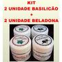 Basilicão E Beladona Pomada Kit Promocional Multnature!!!