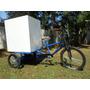 Triciclo Elétrico 1000w Com Baú Só R$ 5.490,00