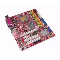 Placa Mãe Msi G31m 7529 Ddr2 Socket 775 Para Core 2 Duo Quad