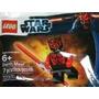 Lego Star Wars Darth Mutilar Envío Gratis