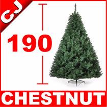 Arbol De Navidad 190 Verde Chestnut Pino Artificial Pachon