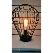 Lámpara Vintage (foco Edison)