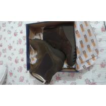 Zapatos Cuero- 16 Horas Café 37
