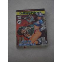 La Novela Policiaca - Sed De Venganza # 1988