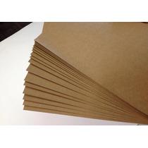 Papel Kraft Liso Fosco A4 - 200g/m2 Com 100 Folhas