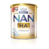 Nan Ha Hipoalergénica Leche En Polvo Lata X 400gr